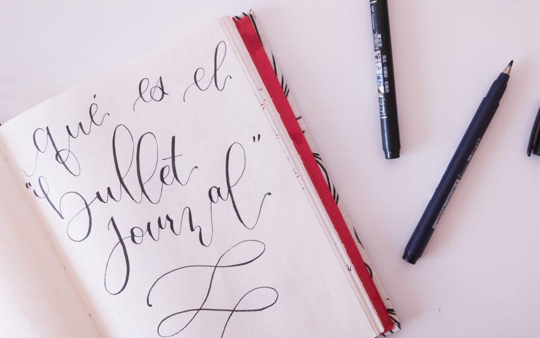 El Bullet Journal