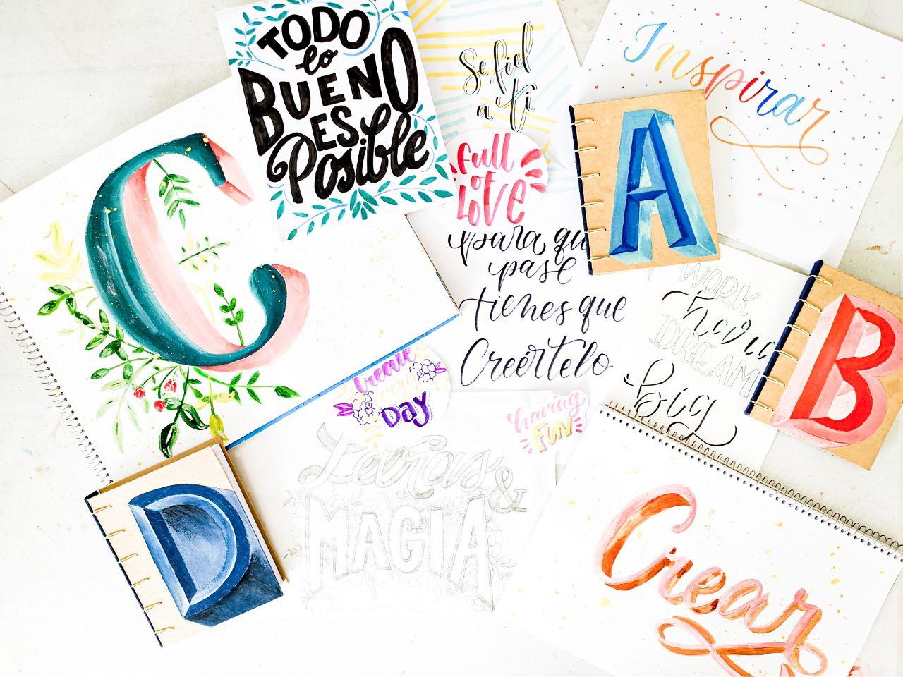 Lettering Art tucci